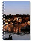 Looking East Spiral Notebook