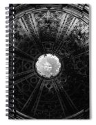 Looking Up Siena Cathedral 2 Spiral Notebook