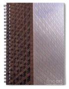 Los Angeles Buildings Spiral Notebook