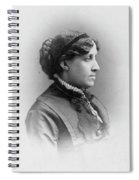 Louisa May Alcott (1832-1888) Spiral Notebook