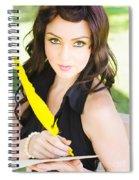 Love Letter Spiral Notebook
