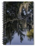 Lowcountry Creek Spiral Notebook