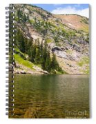 Lower Crater Lake Spiral Notebook