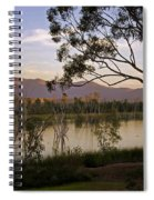 Lower Otay Lake - California Spiral Notebook