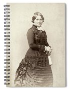 Lucy Hayes (1831-1889) Spiral Notebook