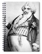 Luigi Lablache (1794-1858) Spiral Notebook