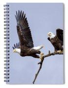 Majestic Beauty 2 Spiral Notebook