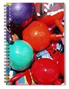 Maracas Spiral Notebook