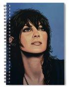 Marion Cotillard Spiral Notebook