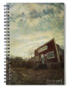 Marys Rooms Spiral Notebook