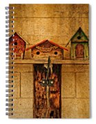 Melba Idaho Spiral Notebook