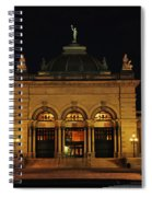 Memorial Hall - Philadelphia Spiral Notebook
