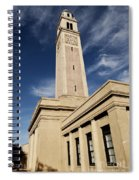 Memorial Tower - Lsu Spiral Notebook