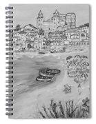 Memorie D'estate Spiral Notebook