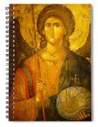 Michael The Archangel Spiral Notebook