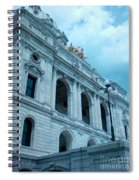 Minnesota State Capitol Spiral Notebook