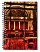 Minnesota Supreme Court Spiral Notebook