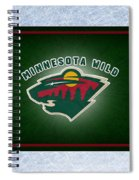Minnesota Wild Spiral Notebook