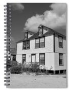 Mission House Spiral Notebook