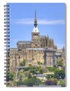 Mont Saint-michel - Normandy Spiral Notebook