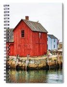 Motif Number 1 Spiral Notebook