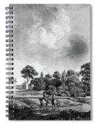 Mount Vernon, 1798 Spiral Notebook