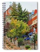 Mt Adams 9980 Spiral Notebook