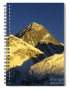 Mt Everest Spiral Notebook