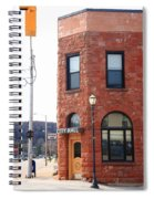 Munising Michigan - City Hall Spiral Notebook