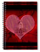 My Hearts Desire Spiral Notebook
