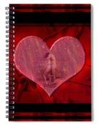 My Hearts Desire Spiral Notebook