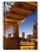 Nashville Tennessee Spiral Notebook