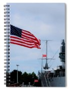 Naval Park And Museum Spiral Notebook