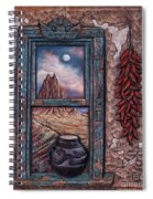 New Mexico Window Spiral Notebook