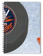 New York Islanders Spiral Notebook