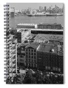New York Water Street Spiral Notebook