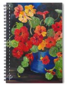 Night Nasties Spiral Notebook
