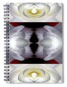 Nonstop Apple Blossom Abstract Spiral Notebook