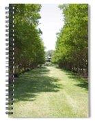Norfolk Botanical Garden 2 Spiral Notebook