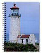 North Head Light Spiral Notebook