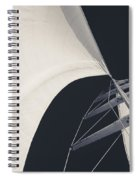 Obsession Sails 10 Spiral Notebook
