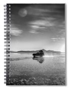 Off Road Uyuni Salt Flat Tour Select Focus Spiral Notebook