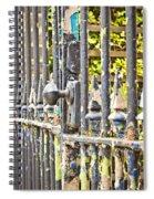 Old Gate Spiral Notebook