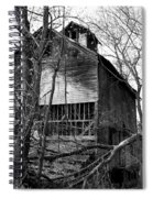Old Mill Funk Bottoms Spiral Notebook