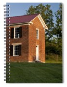 Old Schoolhouse Spiral Notebook