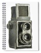 Old Still Camera Spiral Notebook