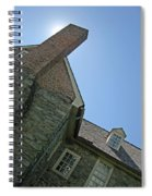 Old Stone House Spiral Notebook