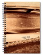 Old Town Canoes Spiral Notebook