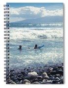 Olowalu Maui Hawaii Spiral Notebook