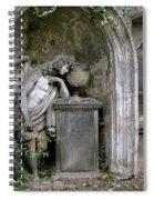 Pathos In Prague Spiral Notebook